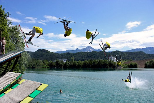 "Die Waterramp Wernberg war Schauptlatz des Waterstyle Contests ""Champ of the Ramp"""