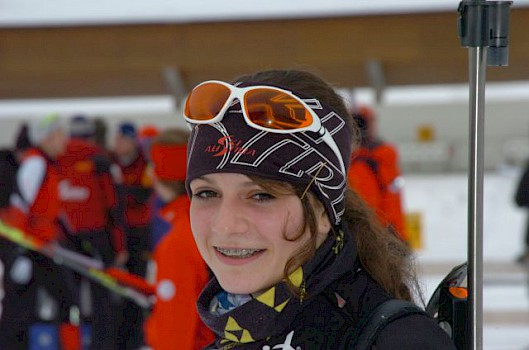 Starke Biathleten in Obertilliach