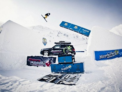 Contest-Hopping für Freeskier