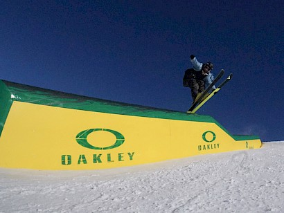 Qparks Tour Stopp in Schladming Planai