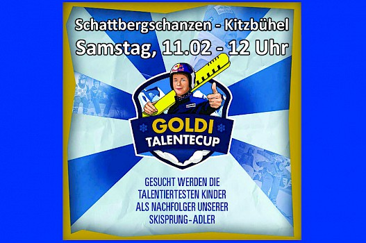 Talentecup mit Andreas Goldberger