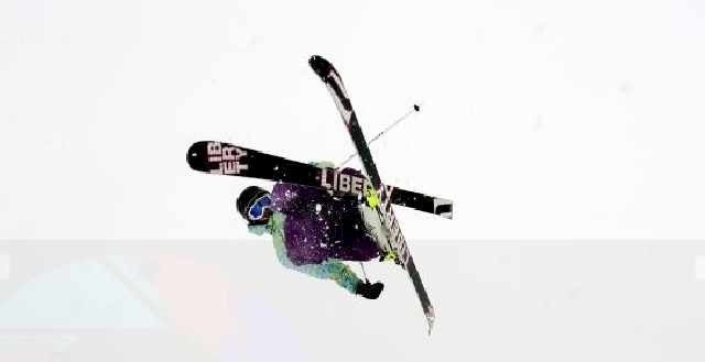 Freestyler & Snowboarder in Action
