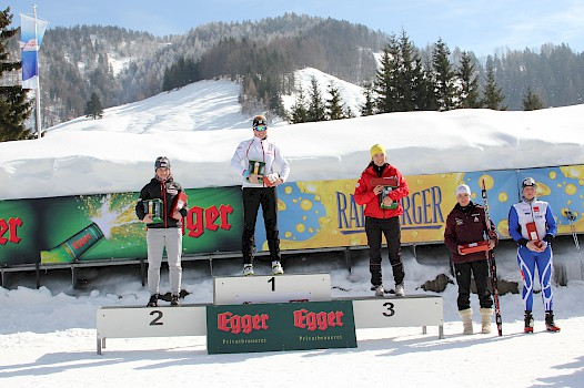 Dritte Station im Alpencup
