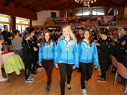 """Biathlon-Feier-Abend"" in Reith"