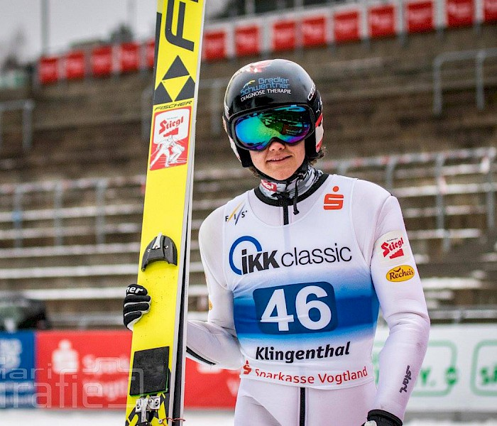 Zweimal Top Ten in Ruka -