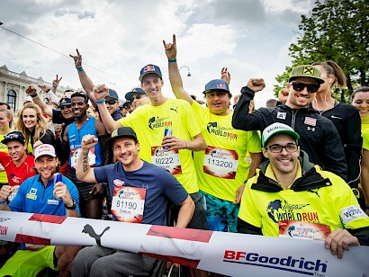 Wings for Life Run am Sonntag 6. Mai in Kitzbühel!
