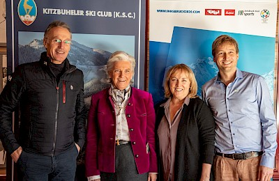 Winter World Masters Games 2020 - in Kitzbühel