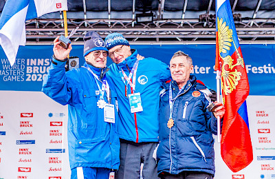 Winter World Masters Games – jeder ist ein Sieger – spirit together
