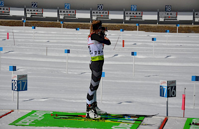 Biathlon – European Junior Open WM in Hochfilzen