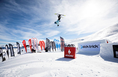 Action bei der Sick Trick Tour