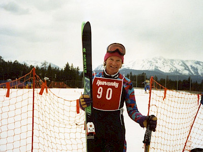 Christl Herbert - Mastercup in Heavenly (USA) - Photo: Privat